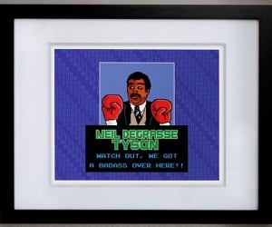Neil deGrasse Tyson's Punch-Out!!: This Would Probably be the World's Hardest Game