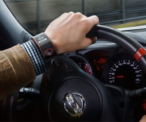Nissan Nismo Watch Concept Tracks Your Heart Rate While You're Hooning