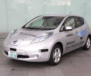 Nissan Robot Car Acquires License: Skynet Is Just Around The Corner