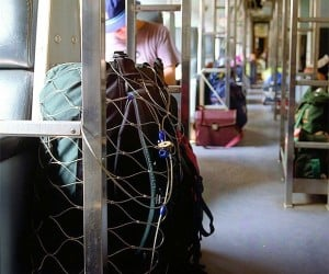 Traveling? Protect Your Backpack with an eXomesh Cage