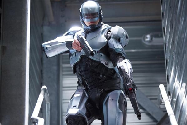 New Robocop Trailer Released: I'd See That for a Dollar