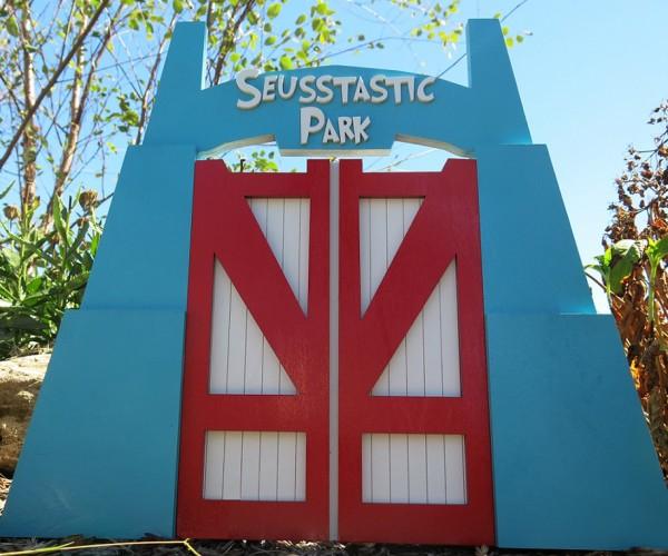 Jurassic Park Meets Dr. Seuss: Seusstastic Park