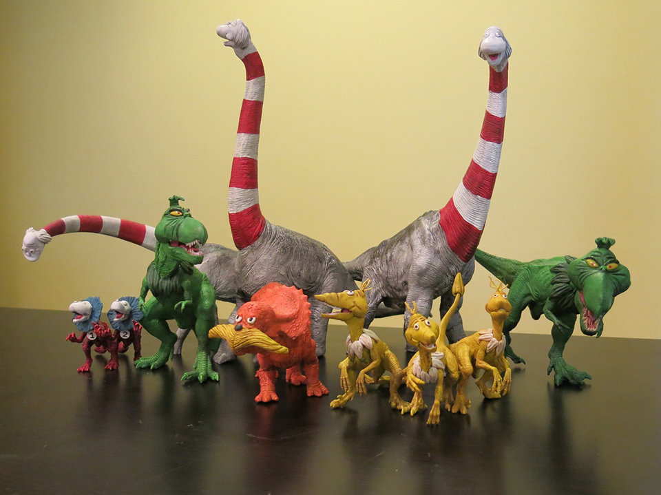 Denver Car Auction >> Jurassic Park Meets Dr. Seuss: Seusstastic Park