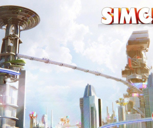 SimCity: Cities of Tomorrow Expansion Pack Coming in November