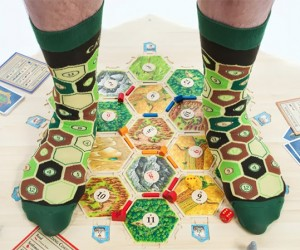 Socks of Catan: A Game Is Afoot