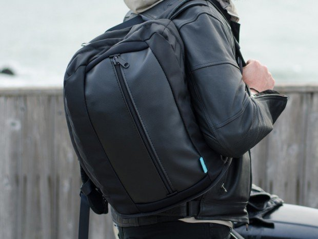 soot electropack battery backpack commuter photo