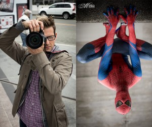 Amazing Spider-Man & Peter Parker Cosplay: Wears Whatever a Spider-Man Can