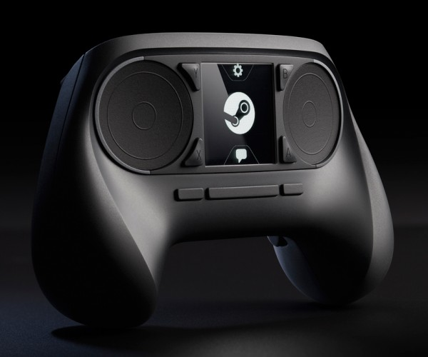 Valve Steam Controller Will Help You Operate Your Steam Machine