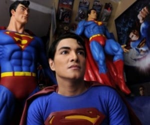 Man of Surgery: Superman Fan Gets 19 Plastic Surgeries to Look Like Clark Kent