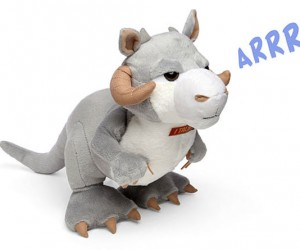 """Talking"" Tauntaun Stuffed Animal Will Keep You Warm at Night"