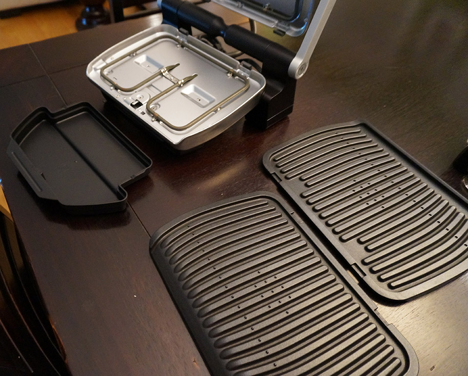 T Fal Optigrill Review Indoor Grilling The High Tech Way