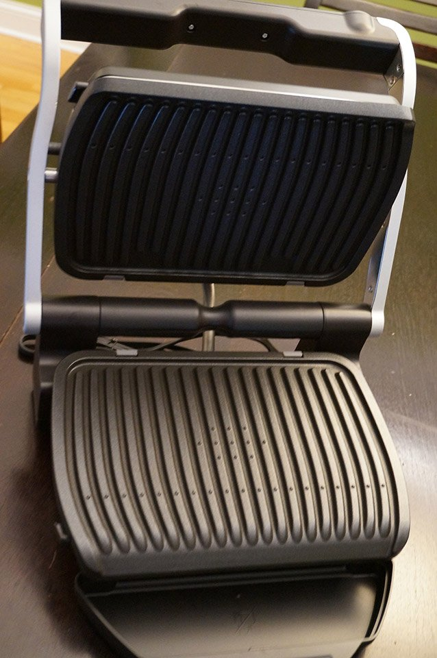 T fal optigrill review indoor grilling the high tech way - T fal optigrill indoor electric grill ...