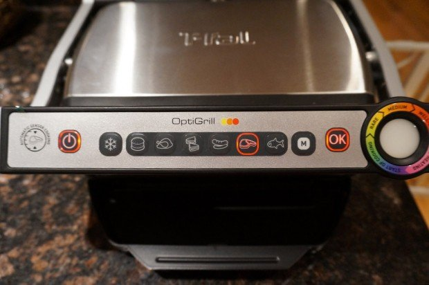 tfal optigrill power on 620x412