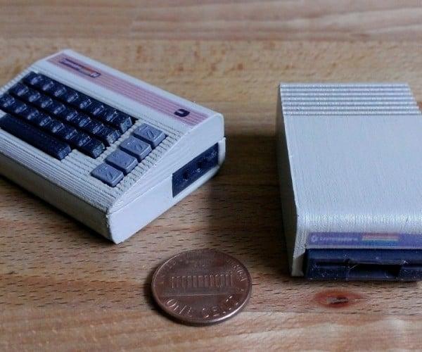 Tiny Commodore 64 Computer: Way Better than My Tiny VIC-20