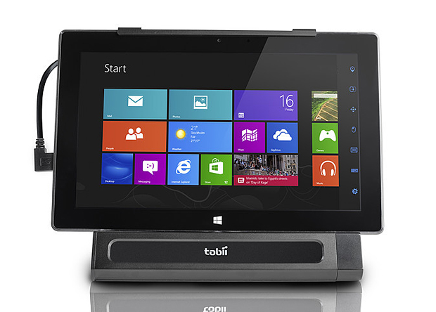tobii eyemobile tablet