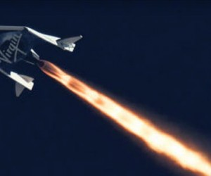 Virgin Galactic SpaceShip Two Test Flight Hits Mach 1.43