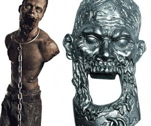 Walking Dead Pet Bottle Opener: How Michonne Drinks Her Zombie Ale