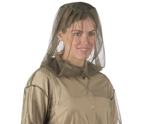 Wearable Mosquito Nets Look Silly, But They'll Keep the Bugs Away