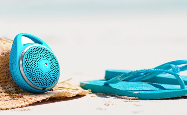 whitelabel sounddew speaker bluetooth blue photo