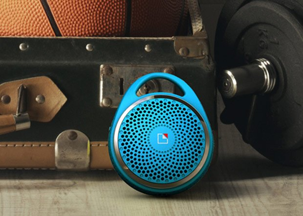 Whitelabel SoundDew Bluetooth Speaker: The Easily Pocketable One