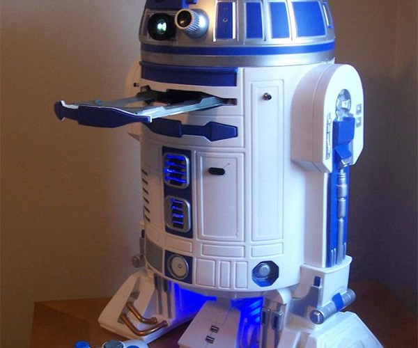 R2-D2 Multi-Console Game System Surfaces on Etsy: MOD2-D2