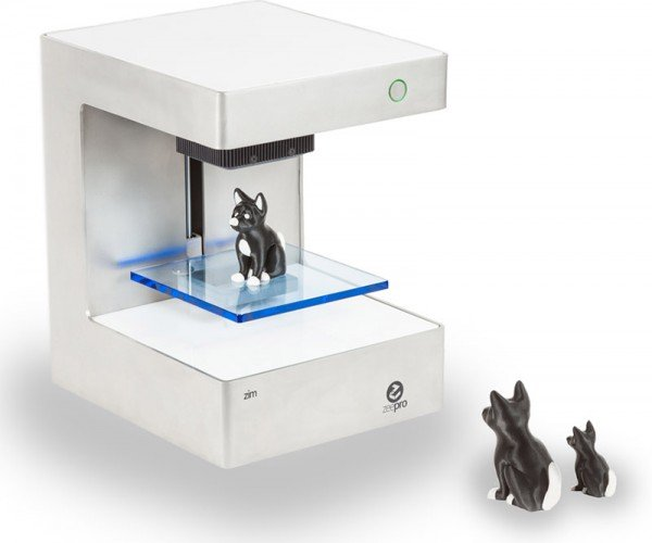 Zeepro Zim 3D Printer Starts at Just $599, Available with Dual Print Heads