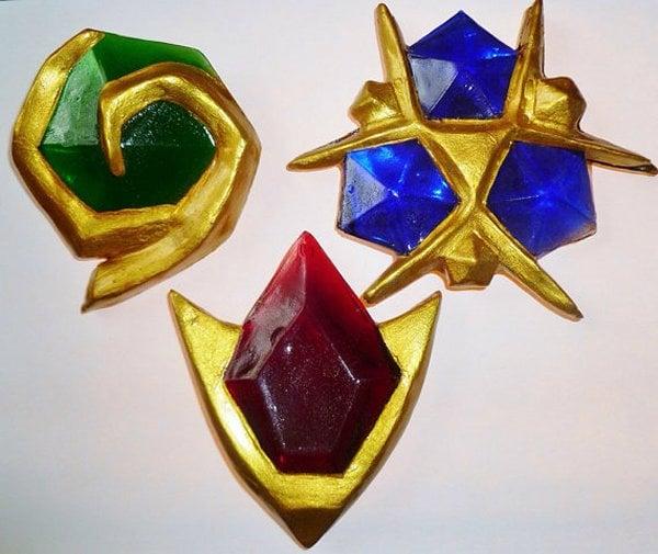 zelda stones