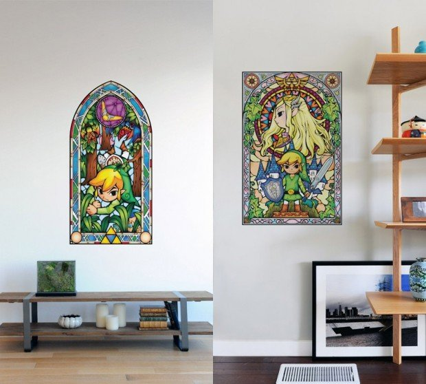 zelda wall graphics 2 620x558