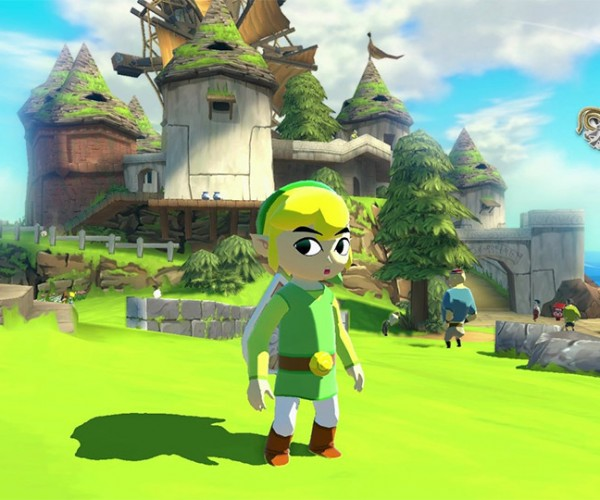 Nintendo Refreshes The Legend of Zelda: The Wind Waker in HD for Wii U