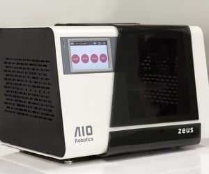Zeus 3D Printer Introduces 3D Faxing: Zero Day Delivery