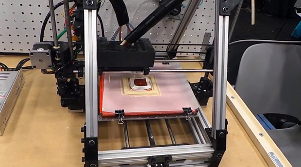 3D Printed Pizza: Now You're Printing with Cheese!