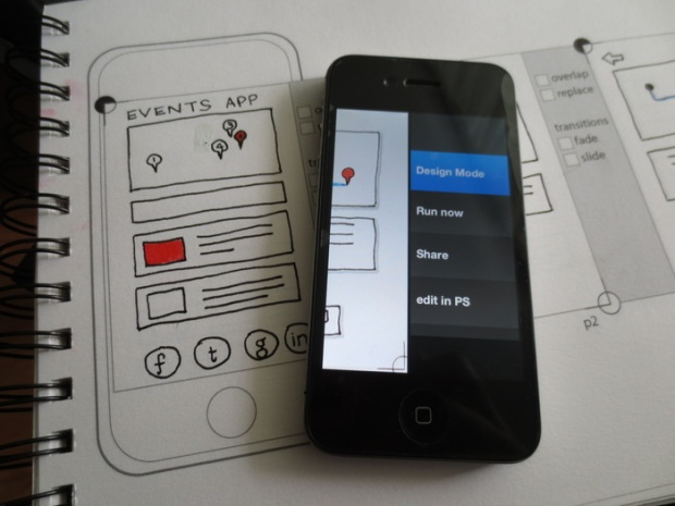 AppSeed Promise to Turn Your App Mock-ups into Working Prototypes