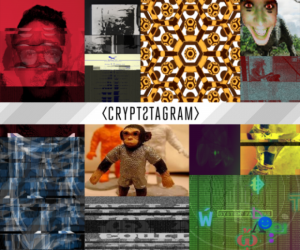 Send Messages Hidden in Encrypted Images with Crypstagram