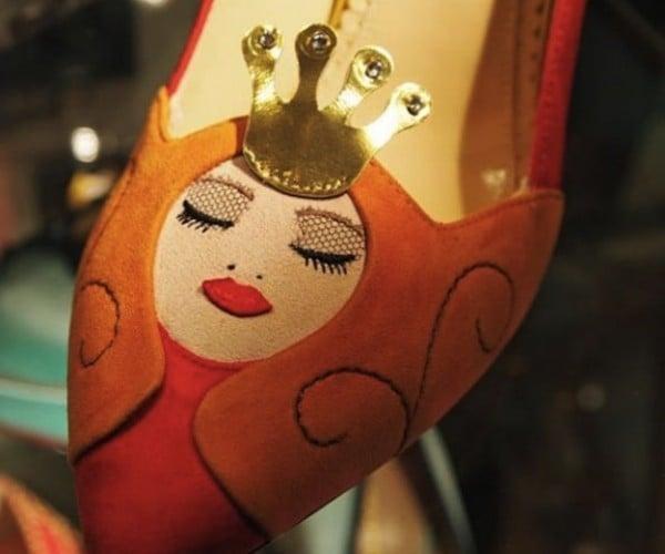 Fairy Tale Footwear Look Like a Dream