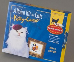 Kitty-Casso: For Cat Vinci and Felineangelo
