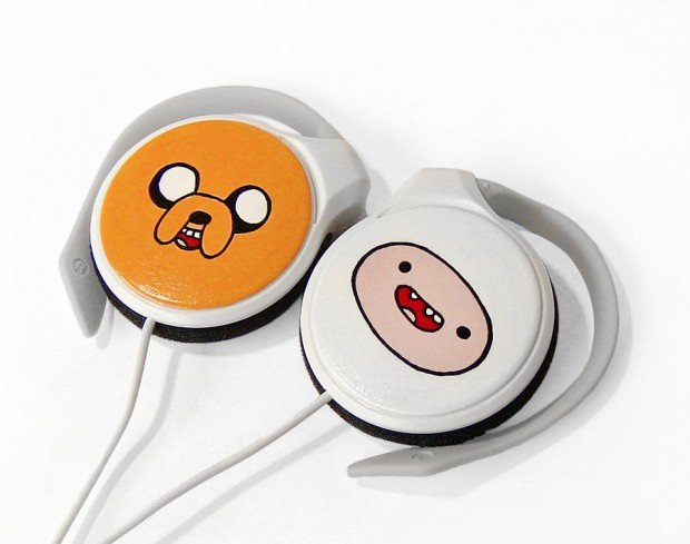 adventure time headphones 620x489