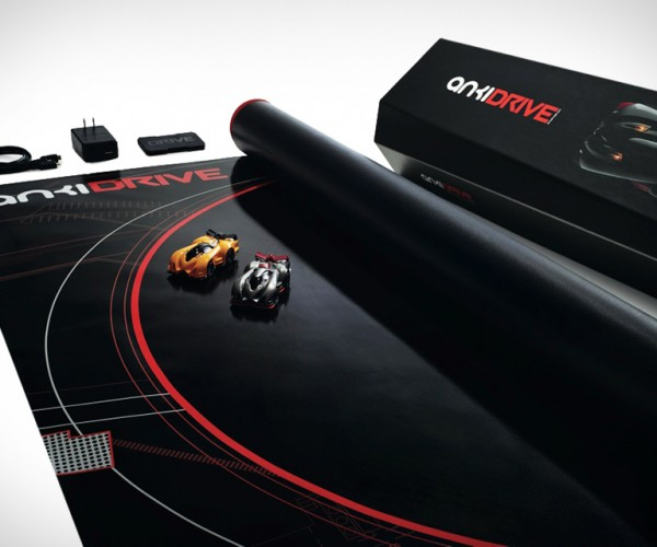 Anki Drive: Artificial Intelligence Brings Video Game Racing to the Real World