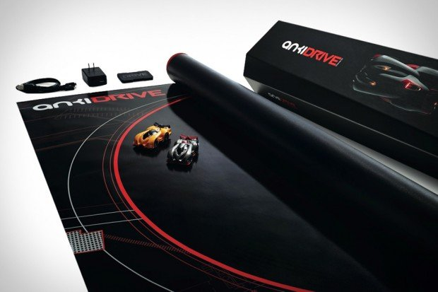 anki drive racing game