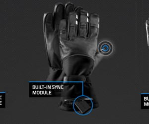 BearTek Gloves Provide Bluetooth and Wi-Fi Gadget Control
