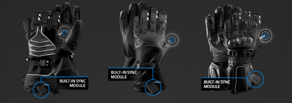Beartek Gloves Provide Bluetooth And Wi Fi Gadget Control