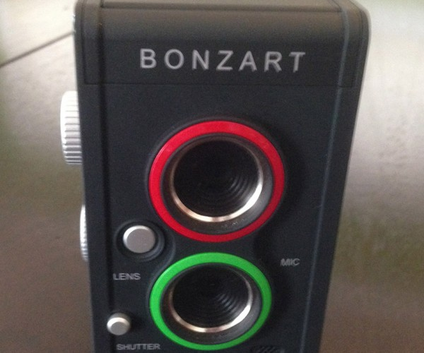 Bonzart Ampel Dual-Lens Tilt-Shift Camera Review: Retrolicious