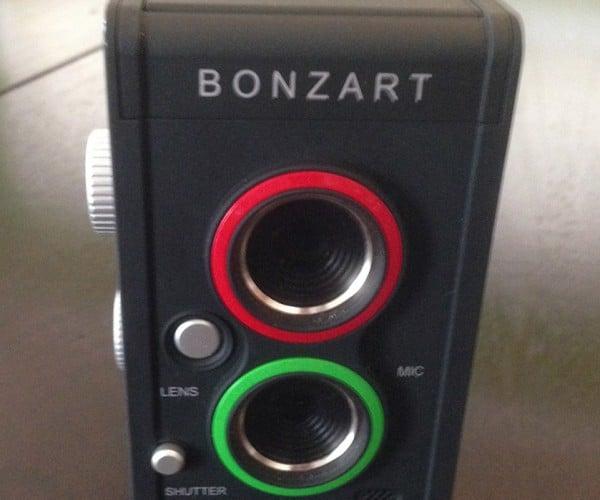 Bonzart Ampel Dual-Lens Tilt-Shift Camera Review: Retrolicious