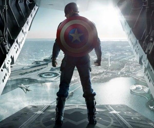 Captain America: The Winter Soldier Trailer Debuts