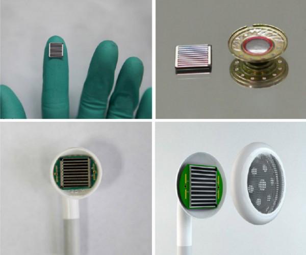 Researchers Create Headphones Using Carbon Nanotubes