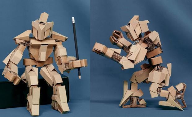 cardboard_mecha