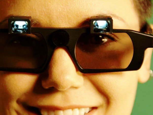 castAR Augmented Reality Glasses: Wonderful Projections
