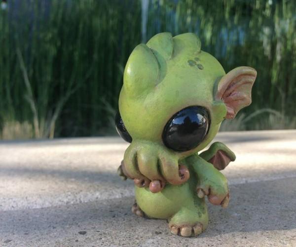 Cute Cthulhu Scuplture = Cuteulhu?