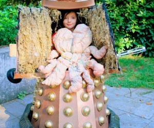 Dalek Costume Done Right