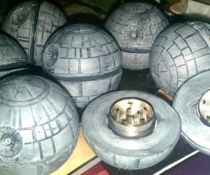 Star Wars Death Star Grinder: Weapon of Herb Destruction