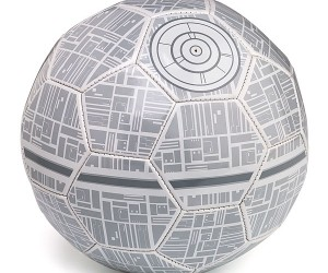 That's No Soccer Ball, It's a Death Star!